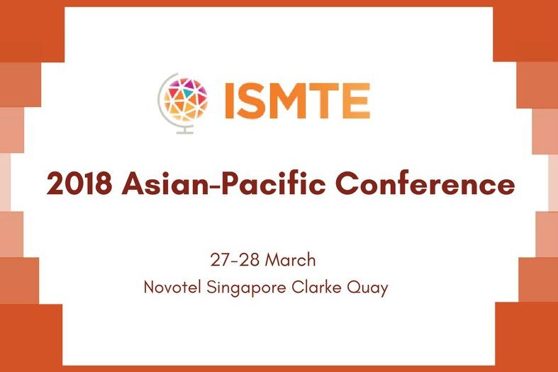 欢迎注册2018 国际管理与技术编辑学会 (ISMTE) 亚太会议