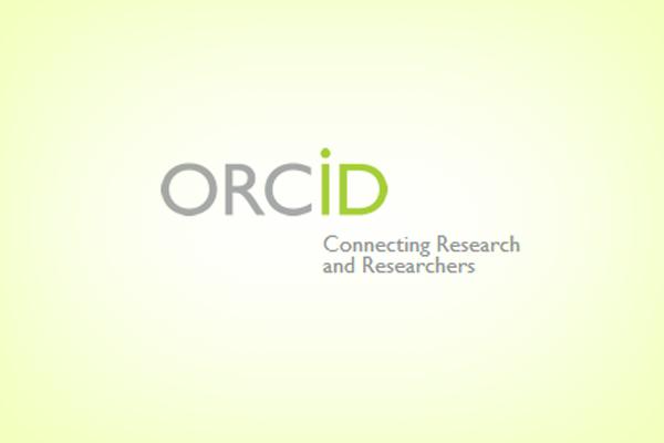 作者的ORCID相当于论文的DOI