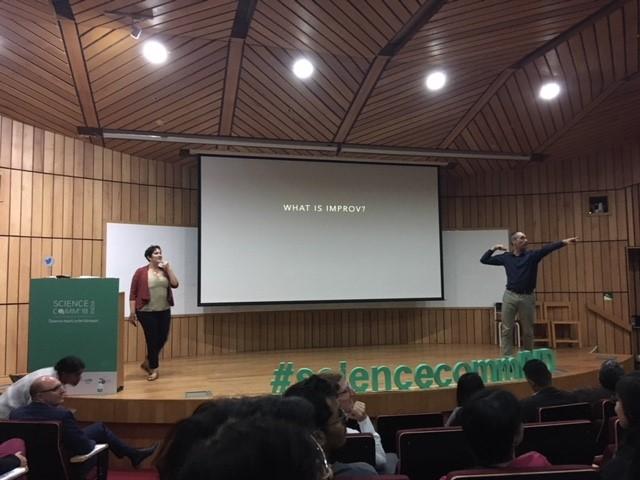 ScienceComm'18 India 会议后记