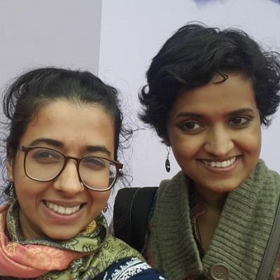 专访独立科学记者Aashima Dogra 和 Nandita Jayaraj,The Life of Science 创办人
