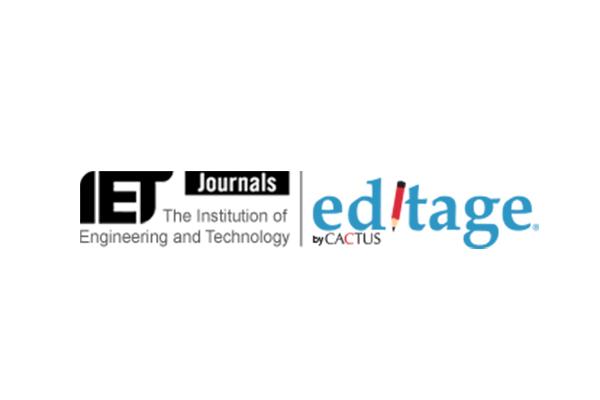 意得辑宣布与工程与技术学会(IET)合作,提供投稿前论文编校与语言润色服务