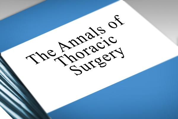《胸外科年鉴》(The Annals of Thoracic Surgery)投稿规定、审稿周期、发表标准、影响因子