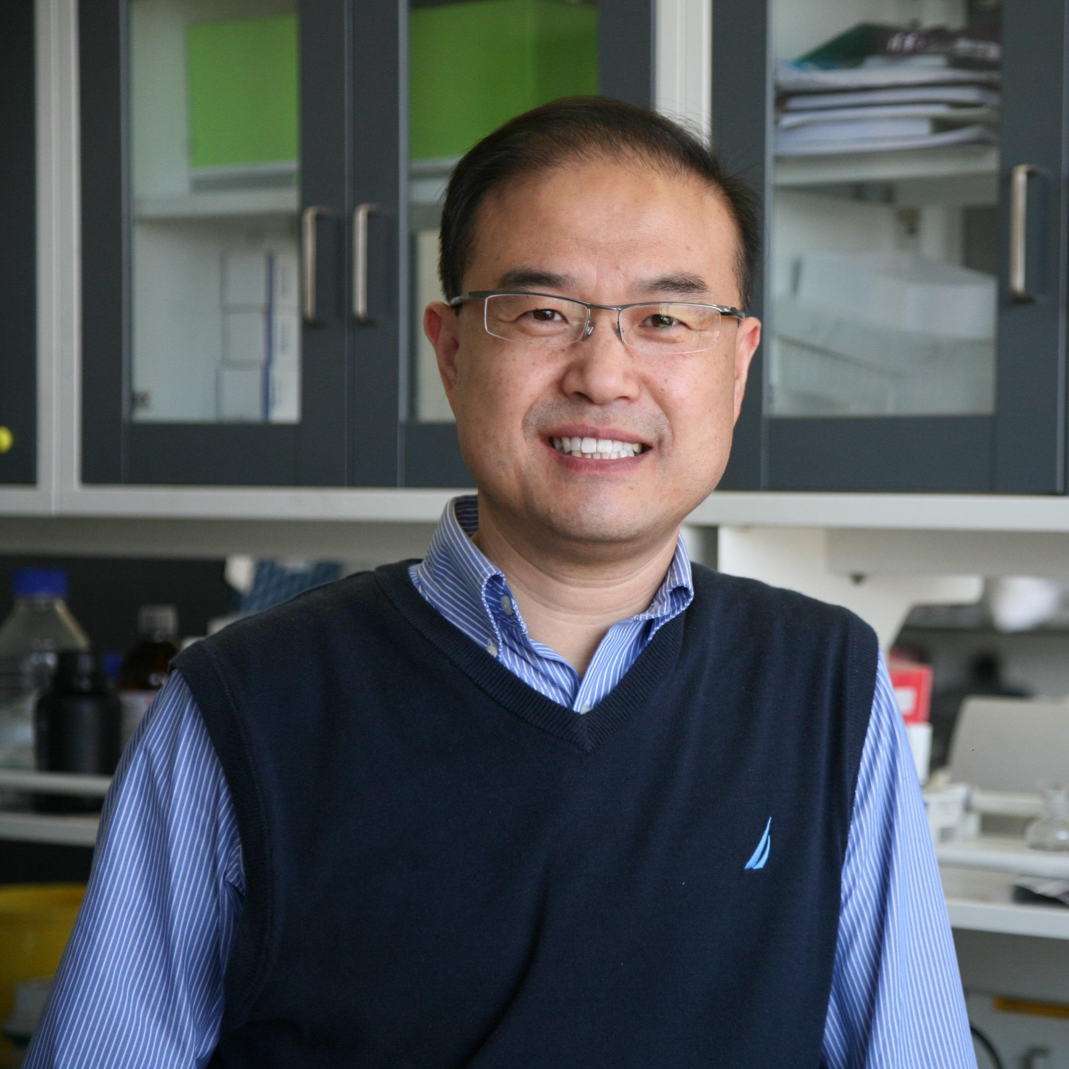 张林琦,清华大学基础医学系主任、病毒研究所所长