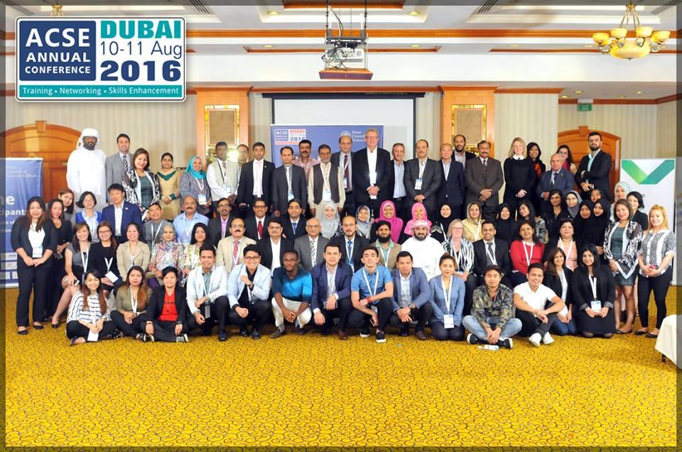 ACSE 2016 group photo