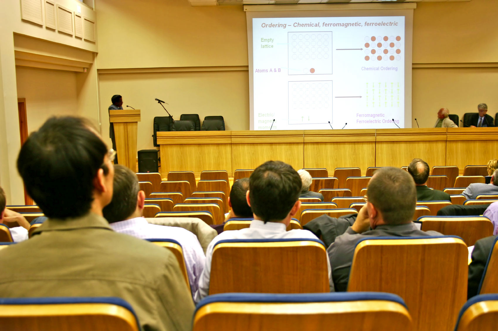 学术会议演讲技巧