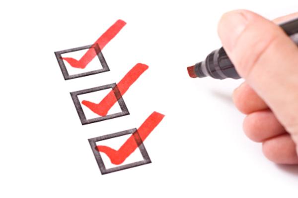 Think Check Submit 期刊选择检查清单