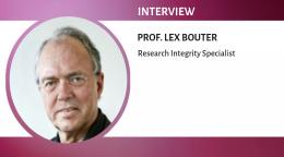 Lex Bouter:小型学术不端泛滥,多到尴尬