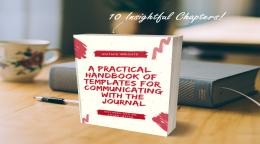 实用干货:期刊沟通邮件模版